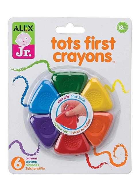 Alex Mınıklerın Ilk Renklı Kalemı Renkli